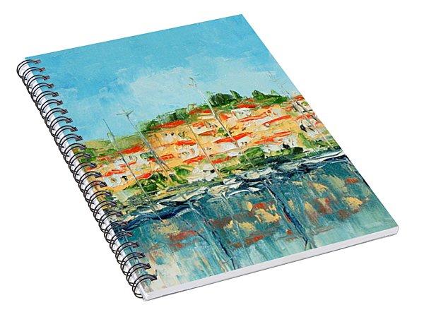 Croatia - Split Spiral Notebook