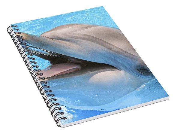 Joyous Smile Spiral Notebook