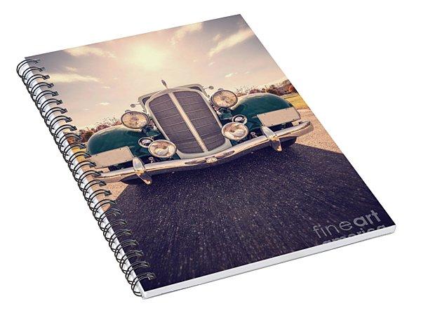 Dream Car Spiral Notebook