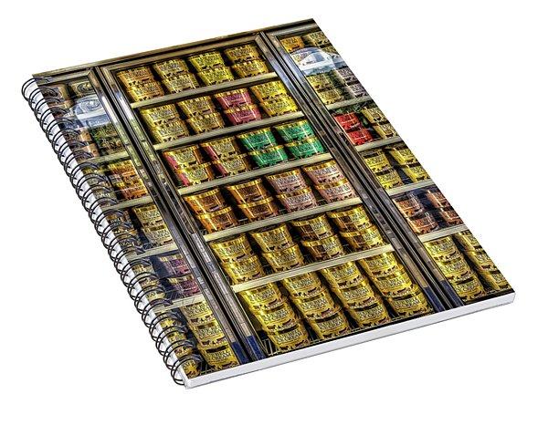 Dream Fridge Spiral Notebook