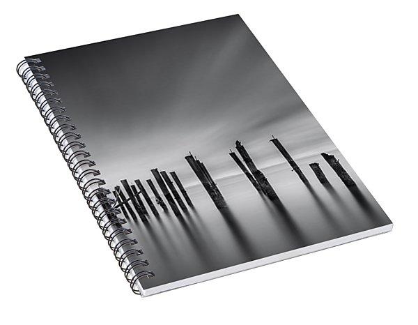 Dreams Of Desolation Spiral Notebook