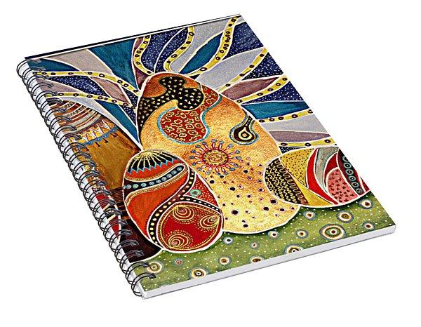 Easter Eggstravaganza Spiral Notebook