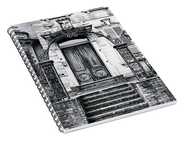 Elegance Past Spiral Notebook