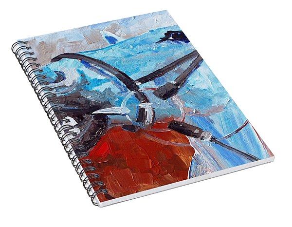 Elway Spiral Notebook