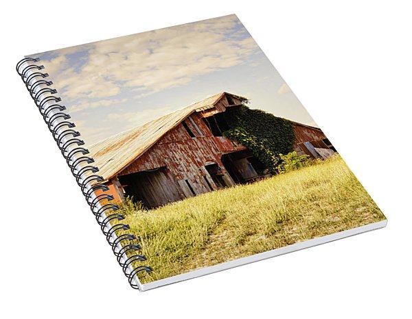 Englewood Barn Spiral Notebook