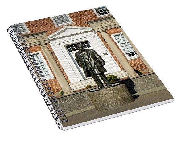 Equal Justice Under Law Spiral Notebook