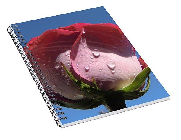 Excellence Centered  Spiral Notebook