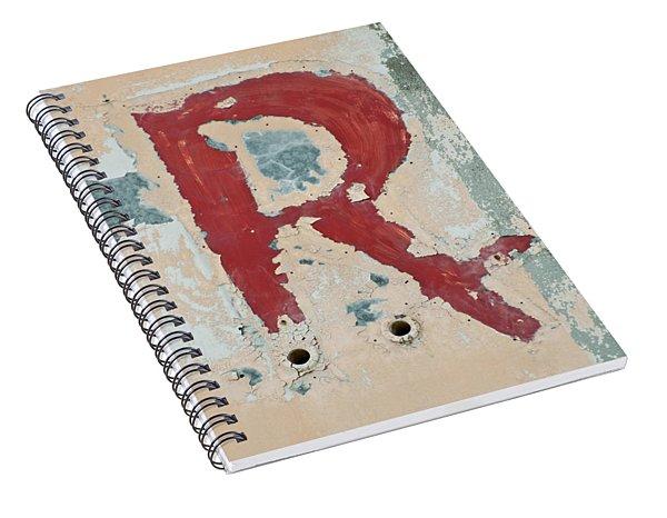 Expired Prescription Spiral Notebook