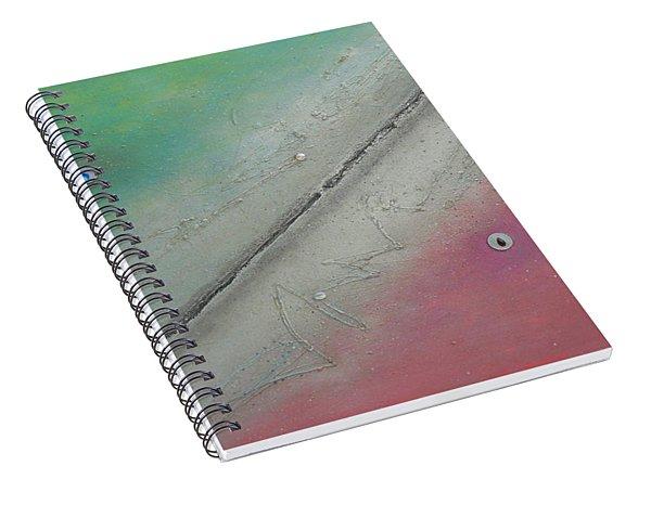 Exploration A Spiral Notebook