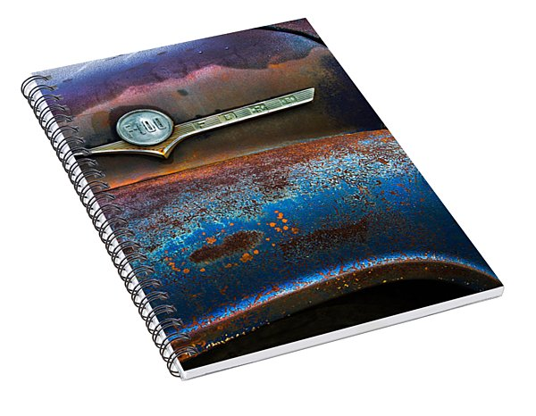F-100 Ford Spiral Notebook