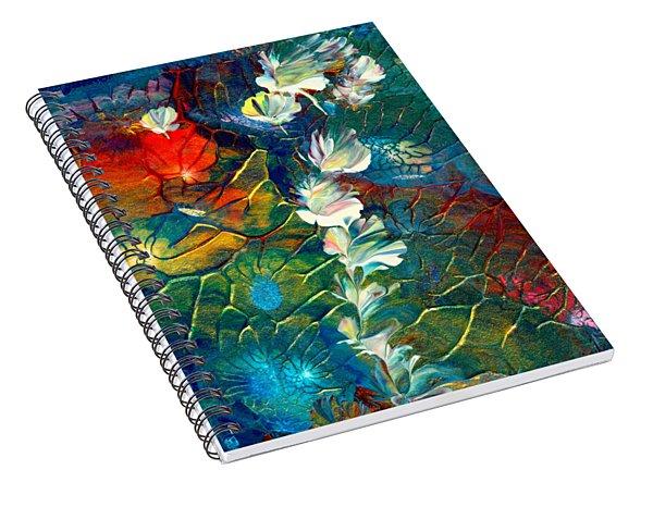 Fairy Dust Spiral Notebook