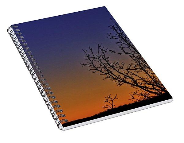 Favorite Moon Spiral Notebook