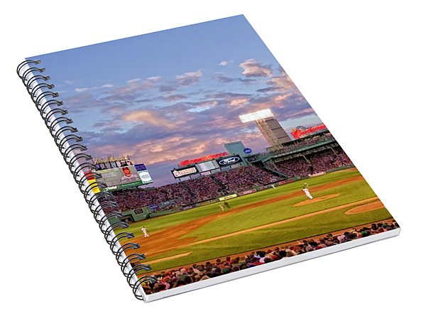 Fenway Night Spiral Notebook