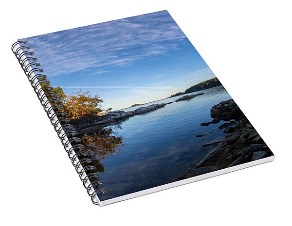 Fish Eye View Spiral Notebook