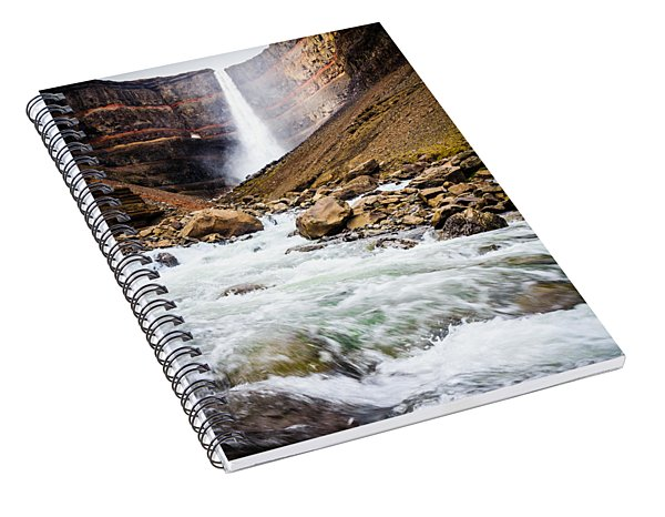 Force Of Nature Spiral Notebook