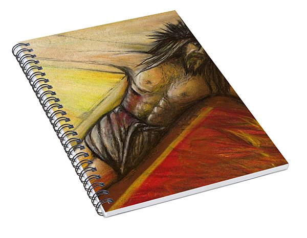 Psalm 22 Forsaken Spiral Notebook