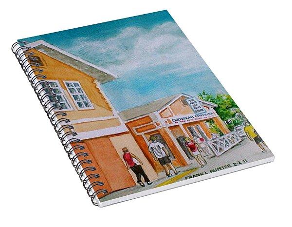 Georgetown Grand Cayman Spiral Notebook
