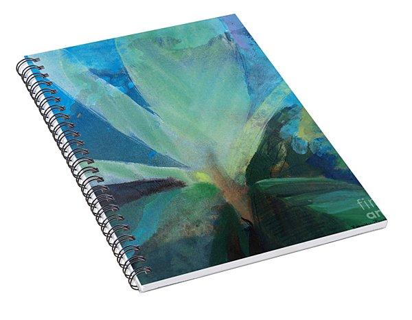 Ginger Tea Spiral Notebook