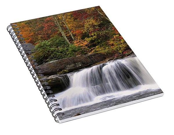 Glade Creek Grist Mill - Photo Spiral Notebook