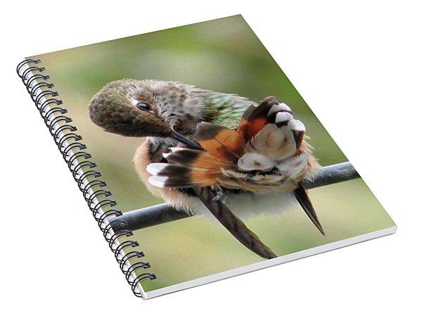 Good Grooming Spiral Notebook