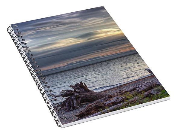 San Pareil Sunrise Spiral Notebook