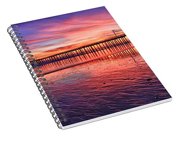 Grand Finale Spiral Notebook