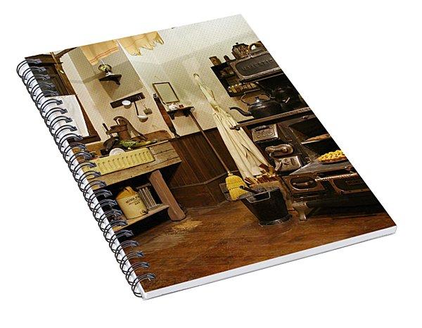 Granny's Kitchen Spiral Notebook