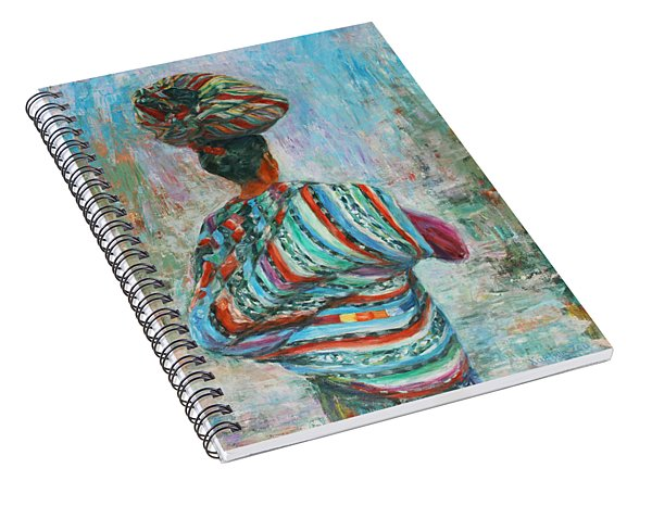 Guatemala Impression I Spiral Notebook