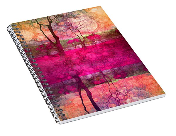 I Will Colour You Back Into My Life Spiral Notebook