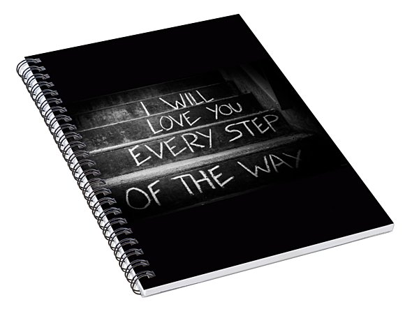 I Will Love You Spiral Notebook
