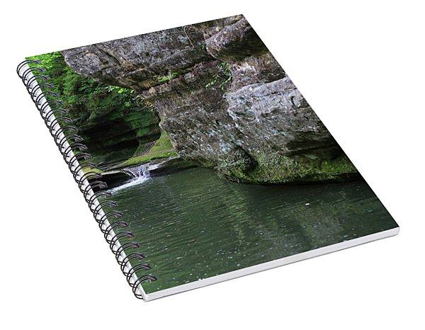 Illinois Canyon May 2014 Spiral Notebook