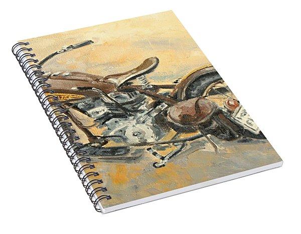 Indian Chief 1938 Spiral Notebook
