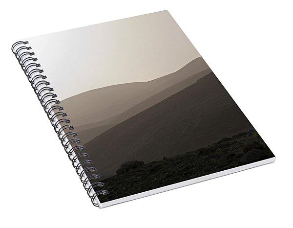 Into The Israel Desert - 1 Spiral Notebook