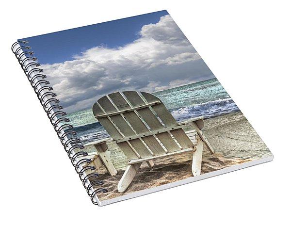 Island Attitude Spiral Notebook