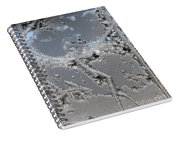 Jack Frost's Victory Dance Spiral Notebook