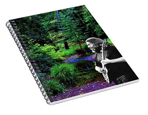 Jerry's Sunshine Daydream 2 Spiral Notebook