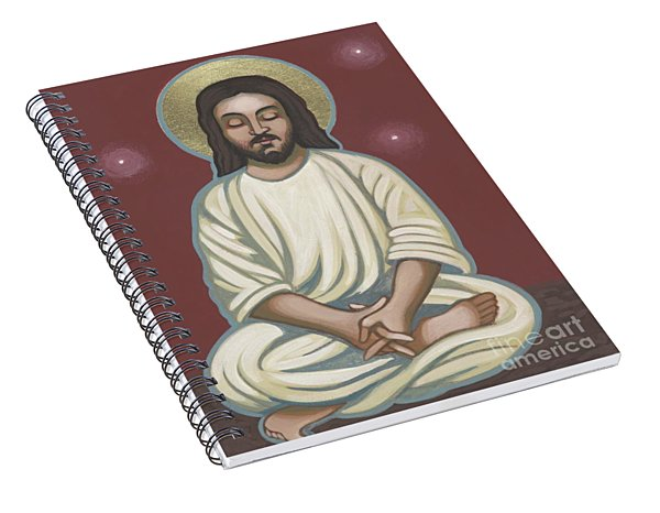 Jesus Listen And Pray 251 Spiral Notebook