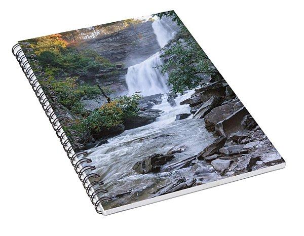 Kaaterskill Falls Spiral Notebook
