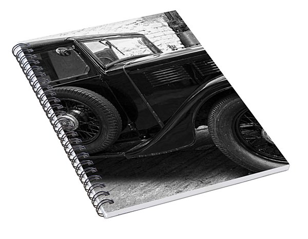 Kilbeggan Distillery's Old Car Spiral Notebook