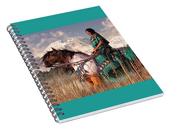 Kokopelmana Spiral Notebook