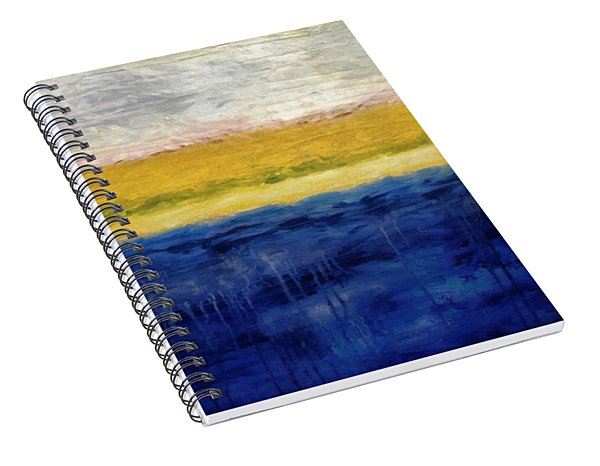Lapis And Gold Get Married Spiral Notebook