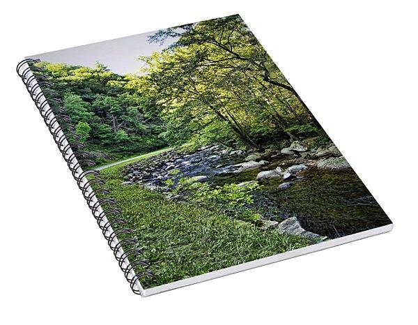 Little River Road Spiral Notebook
