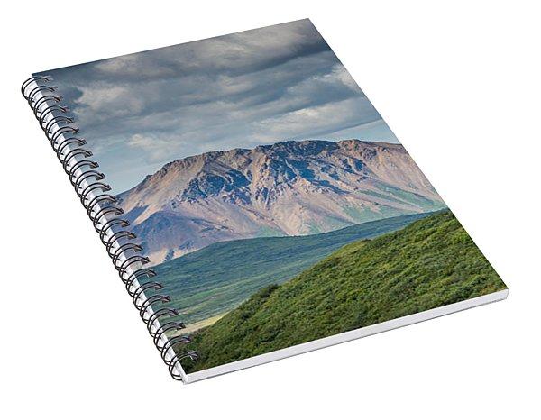 Lone Mountain Spiral Notebook