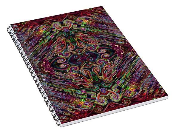 Love Centered In The Reach Spiral Notebook