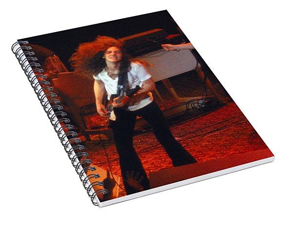 Ls #11 Spiral Notebook