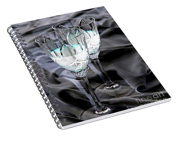 Magic Drink Of Love Spiral Notebook