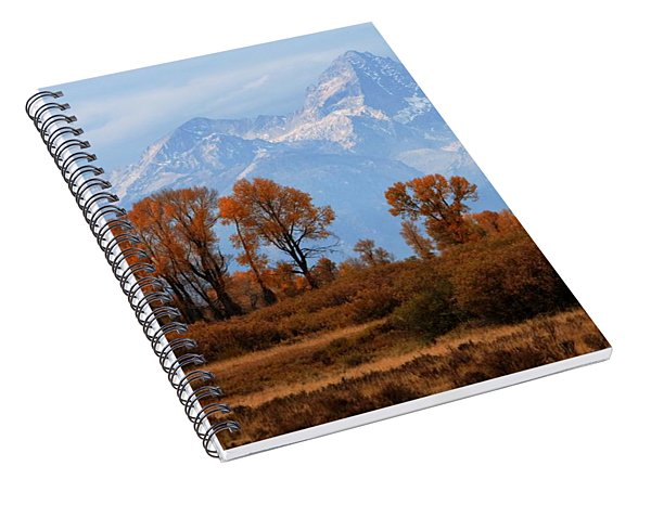 Majestic Backdrop Spiral Notebook