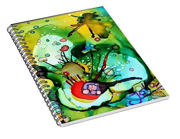 Marine Habitats Spiral Notebook