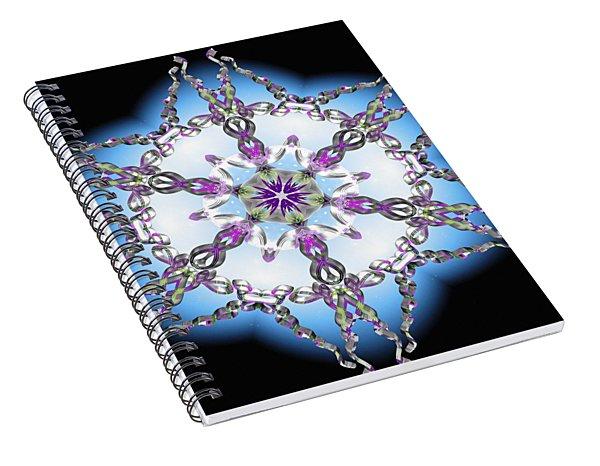 Midnight Galaxy IIi Spiral Notebook
