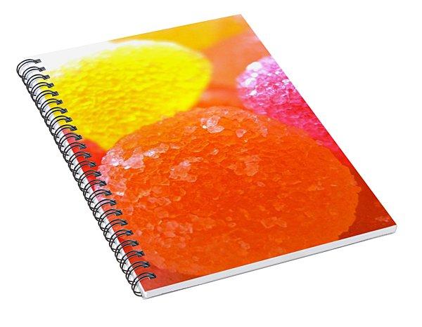 Mini Sugar Fruits Spiral Notebook